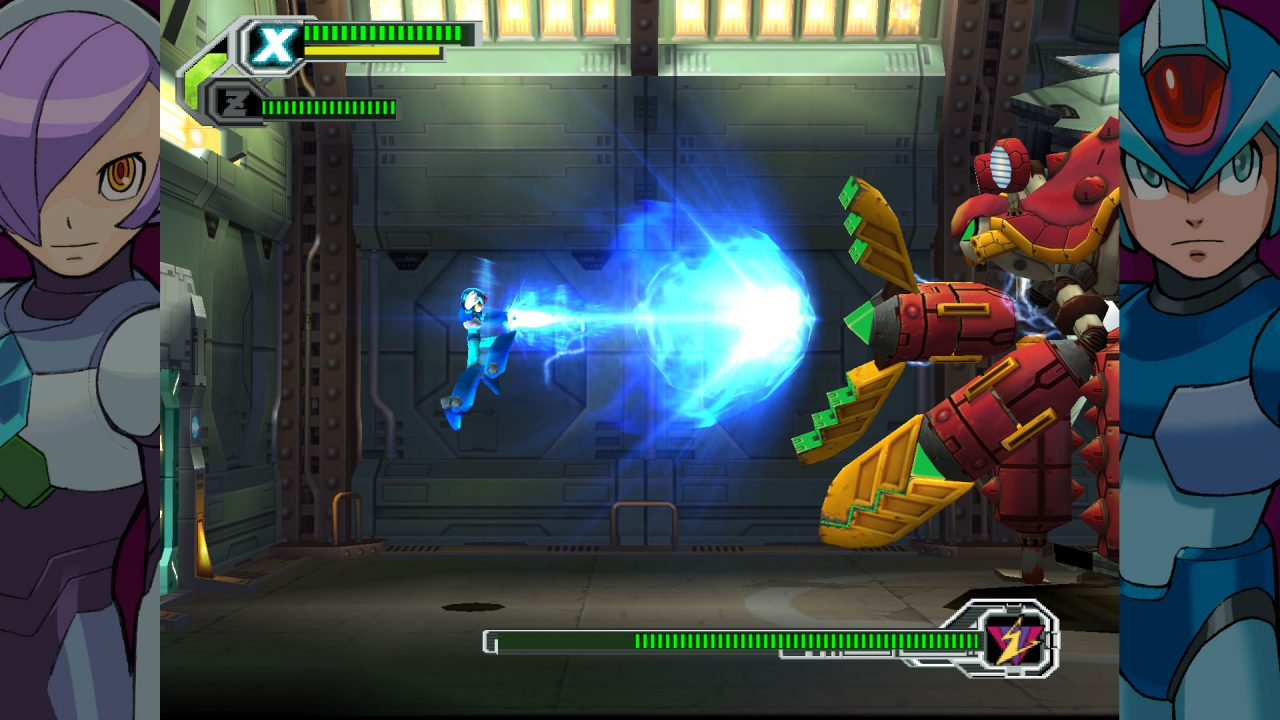 Mega Man X Legacy Collection 1 + 2 Review 5