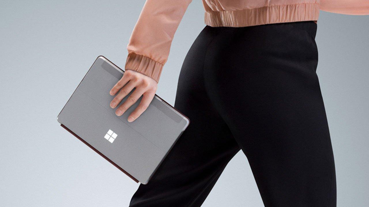 Microsoft Announces Budget Friendly Surface Go