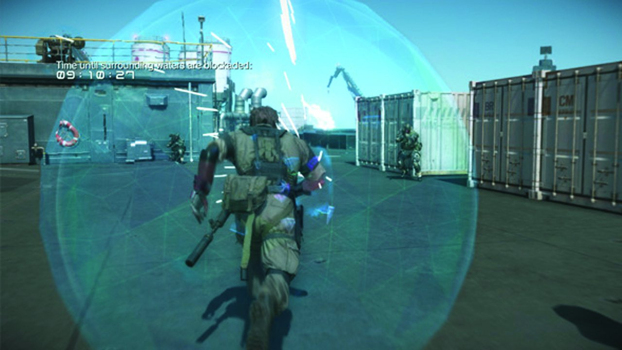 New Metal Gear Solid 5: The Phantom Pain Update Lets You Play As Quiet 1