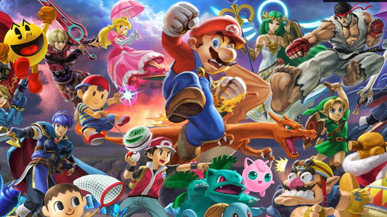 Nintendo Brings Super Smash Bros. Ultimate to San Diego Comic-Con 1
