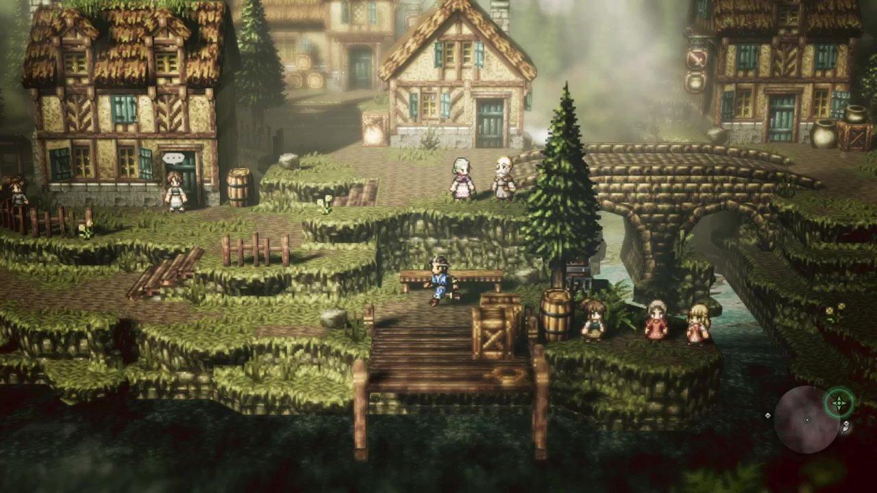 Octopath Traveler (Nintendo Switch) Review 2