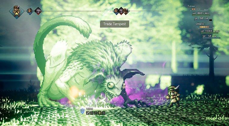 Octopath Traveler (Nintendo Switch) Review 3