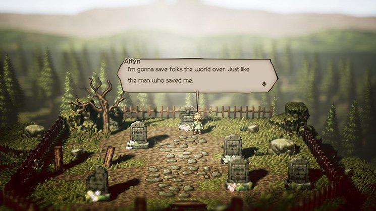 Octopath Traveler (Nintendo Switch) Review 4