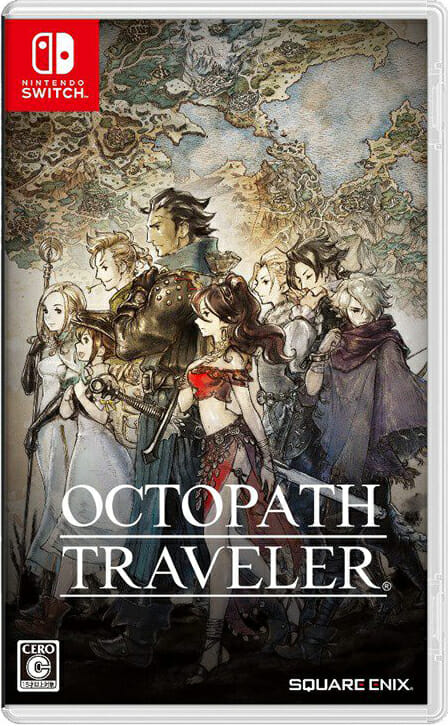 Octopath Traveler (Nintendo Switch) Review 1