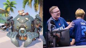 Overwatch League News Rundown: Pros Put New Hero Hammond to Good Use