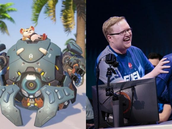 Overwatch League News Rundown: Pros Put New Hero Hammond to Good Use 3
