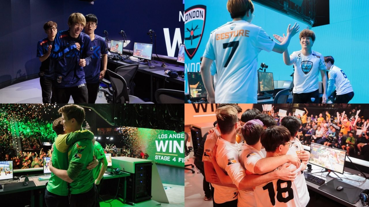 Overwatch League Semi Final Preview