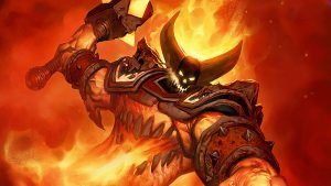 Ragnaros Heats Up Hearthstone With An Extra Crispy Celebration