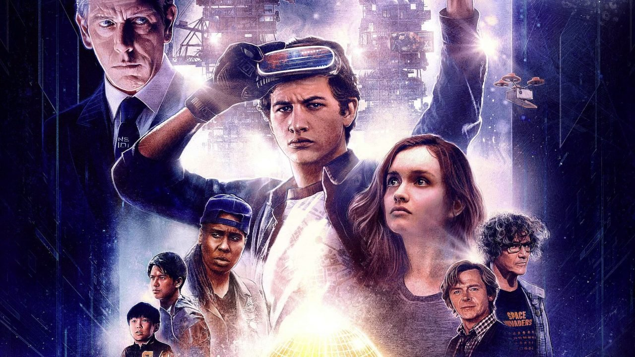 Ready Player One Blu-Ray™ Giveaway