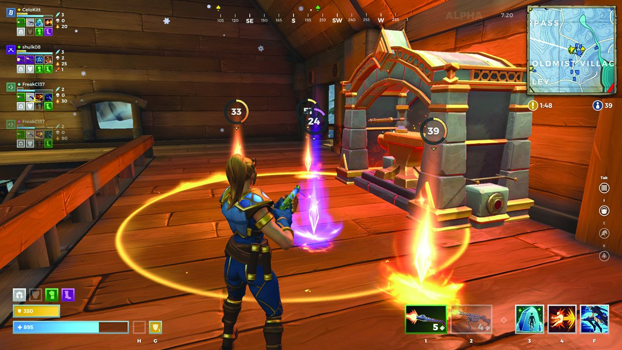 Realm Royale: Action-Packed Fantasy Battle Royale Coming To Ps4 And Xbox One 2