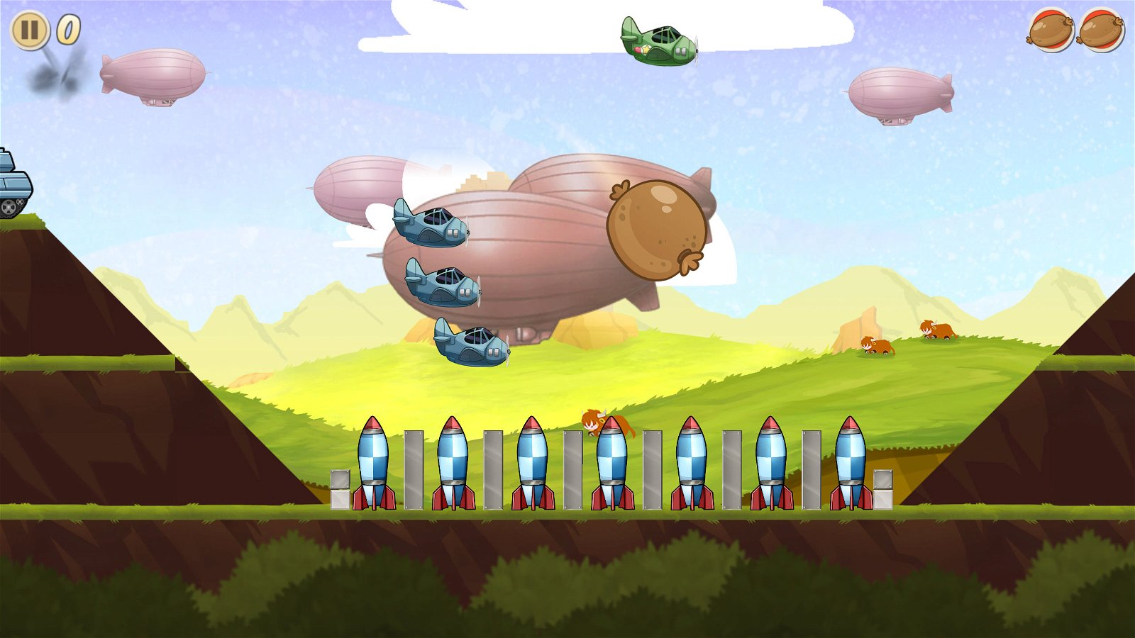 Sausage Bomber (Pc) Review 3