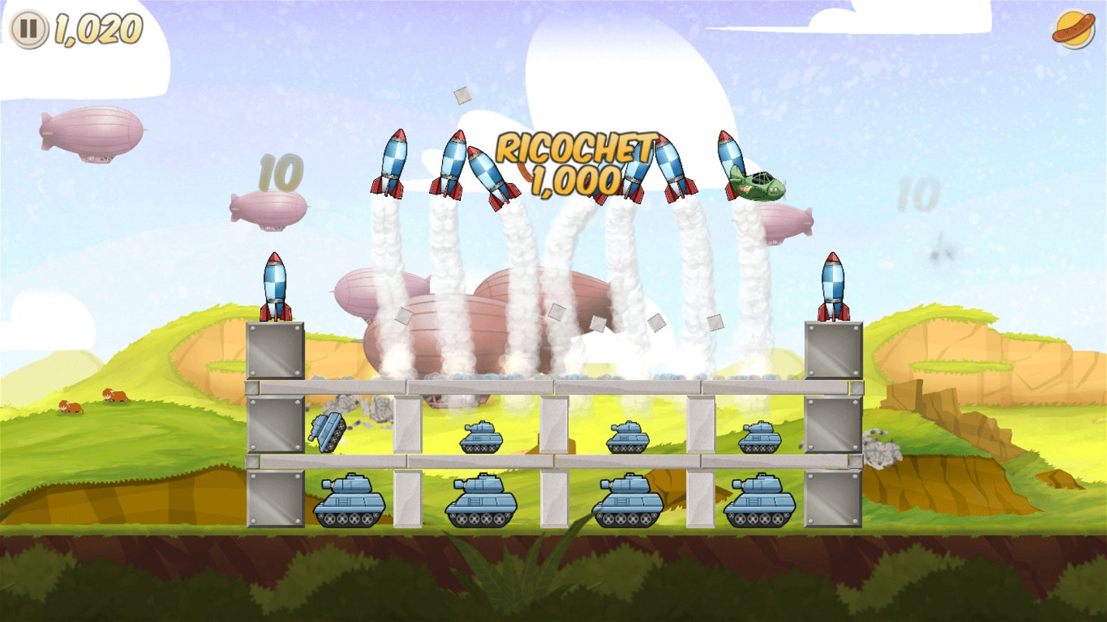 Sausage Bomber (Pc) Review