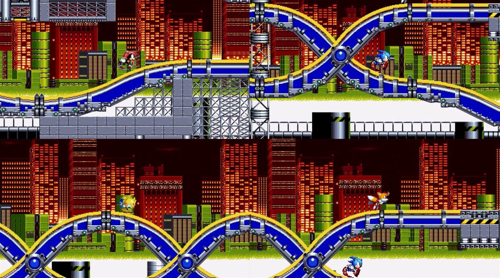 Sonic Mania Plus (Nintendo Switch) Review 2