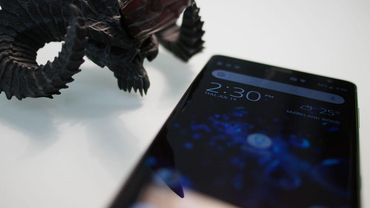 Sony Xperia Xz2 Review 3