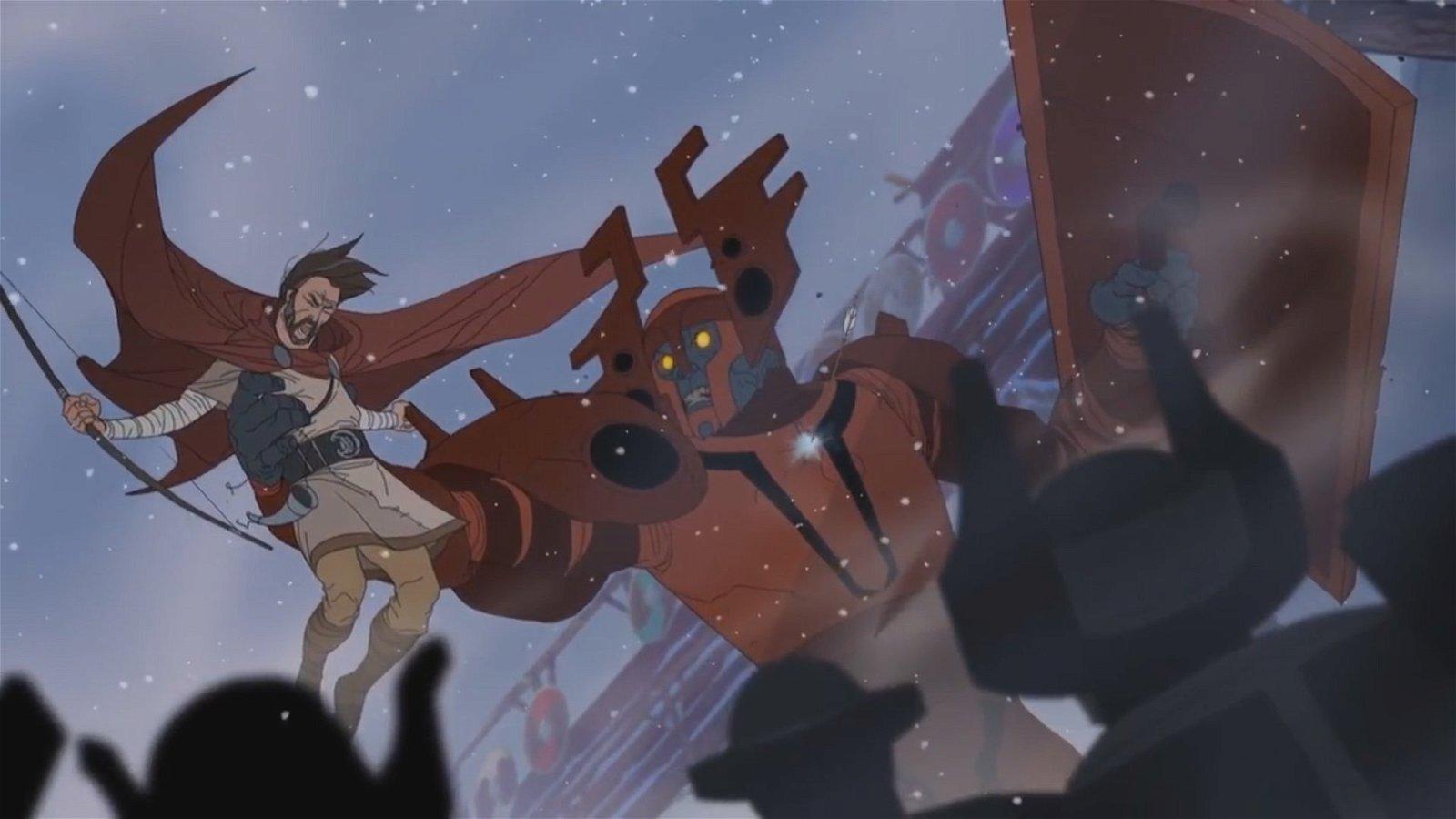 The Banner Saga 3 (Pc) Review 9
