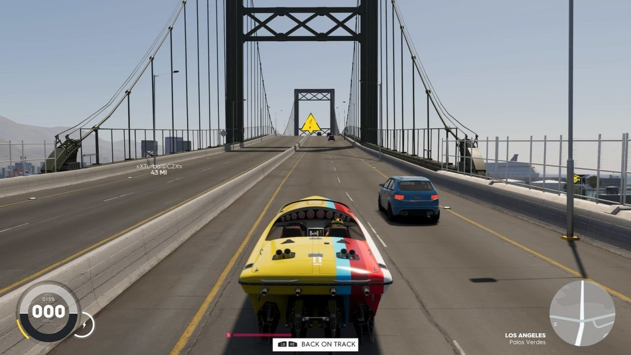 the crew 2 ps4 review driving on fumes