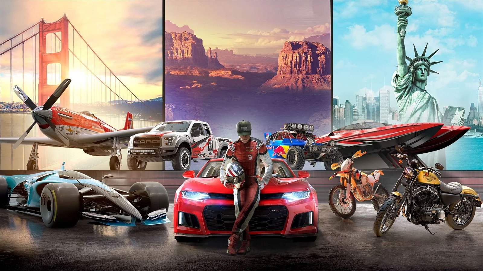 The Crew 2 (PS4) Review 6