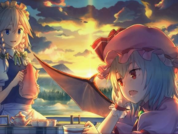 Touhou: Scarlet Curiosity (PC) Review