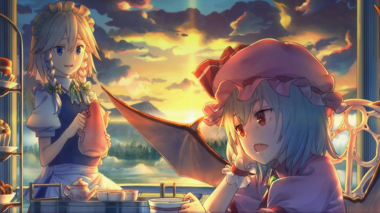 Touhou: Scarlet Curiosity (PC) Review 1