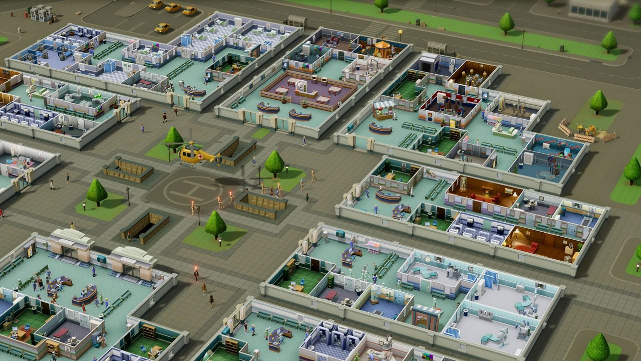 Two Point Hospital Hands-On Preview - A Shot of New Life