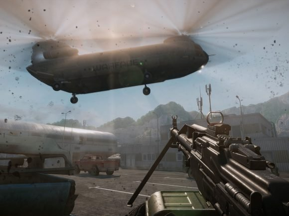 Warface PS4 Hands-On Preview 1