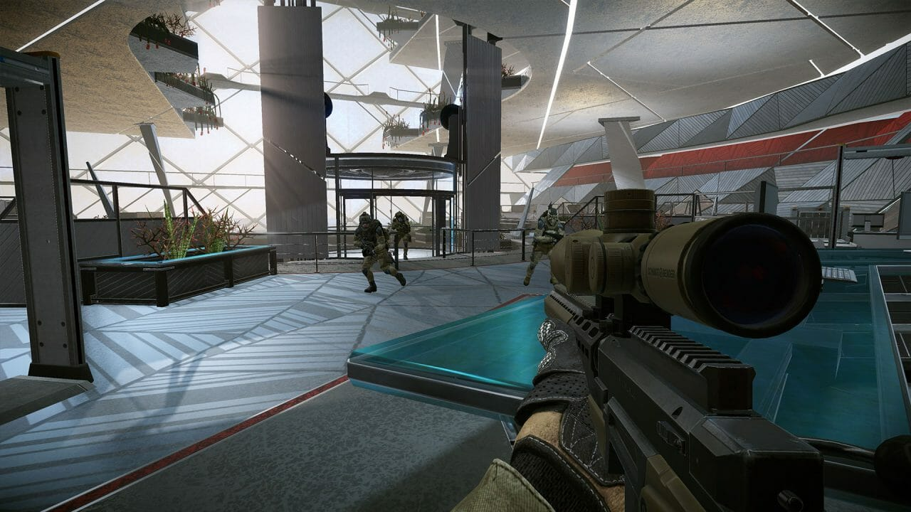 Warface PS4 Hands-On Preview 4