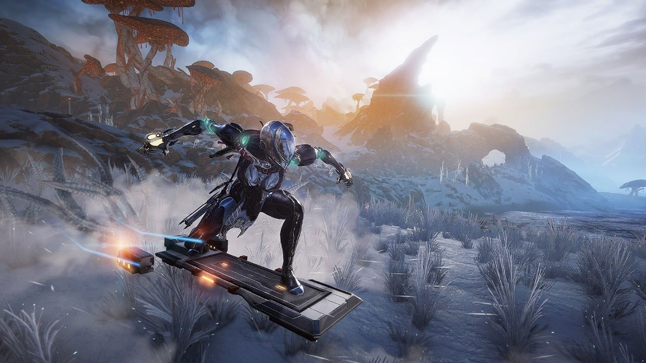 Warframe Is Going Bigger and Bolder With Fortuna and Railjack 5