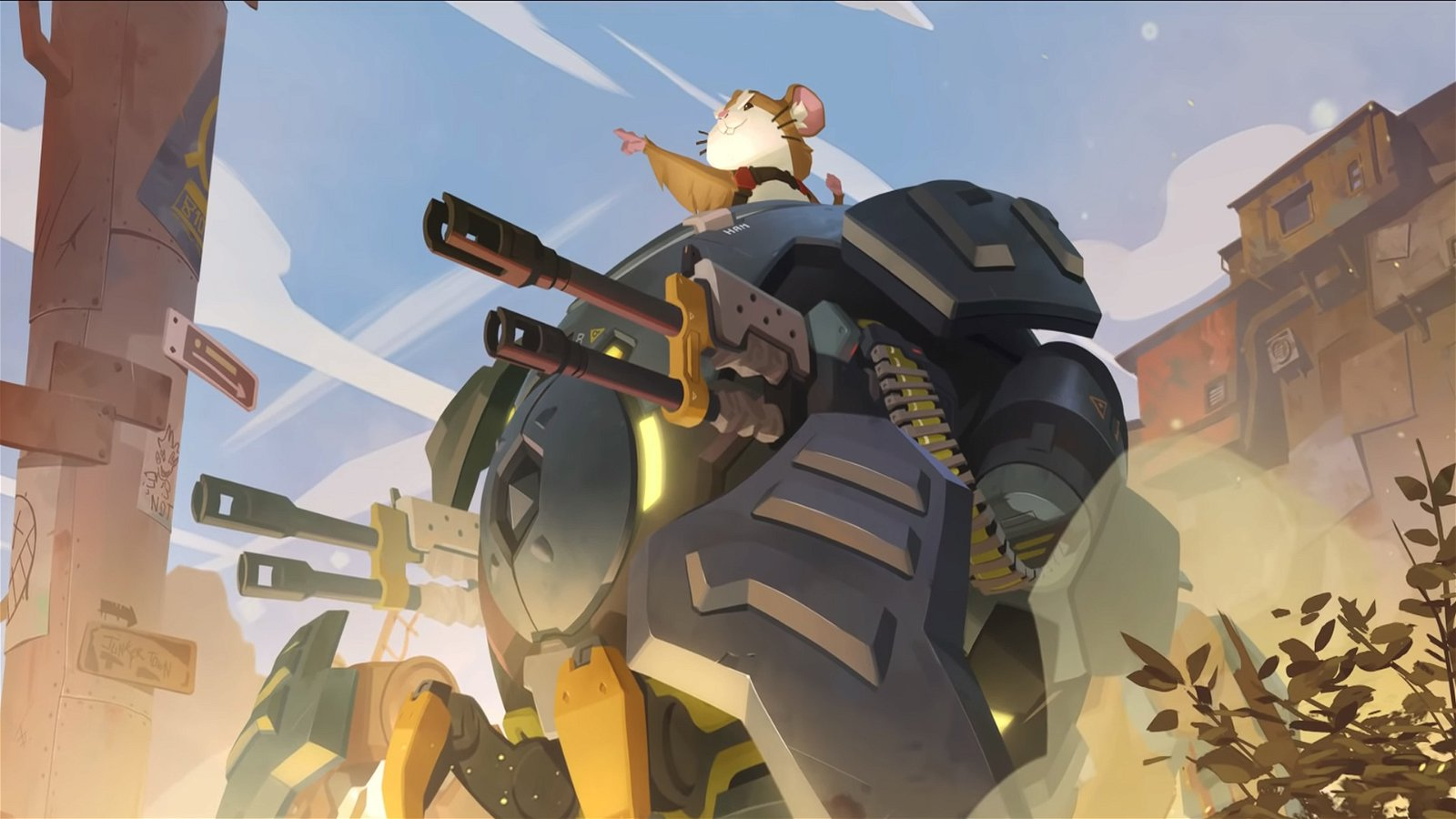 wrecking ball rolls out into overwatch next week