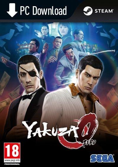 Yakuza 0 (PC) Review 1