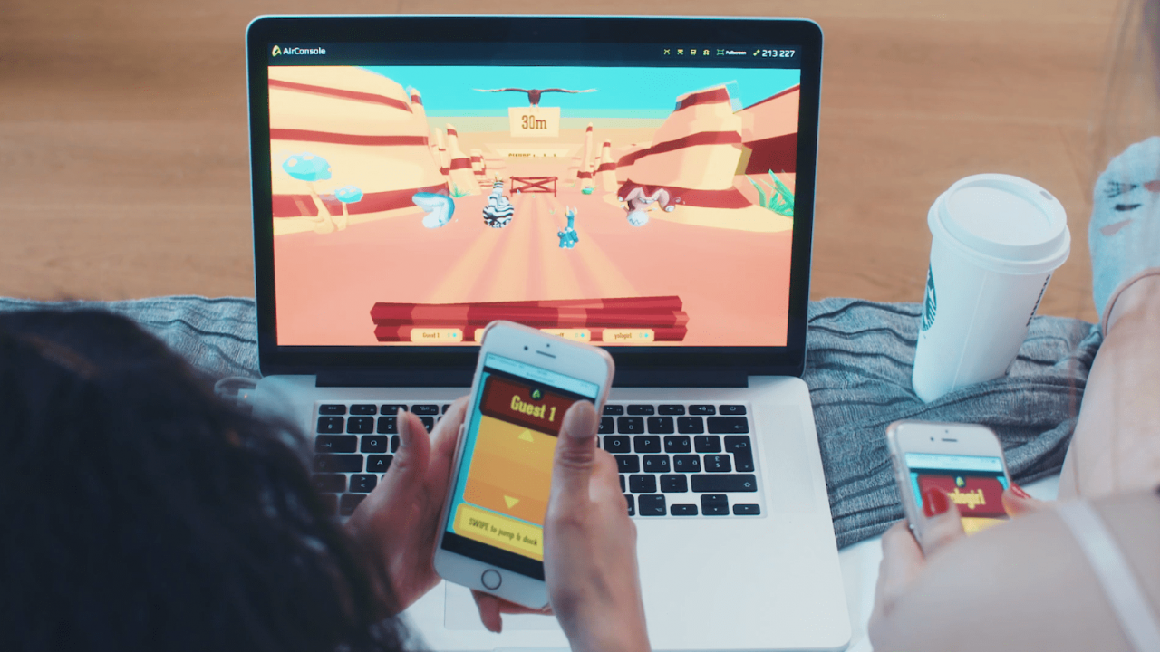 Air Console Hero Review 4