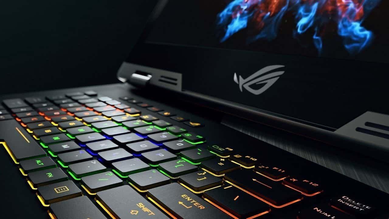 ASUS Unveils Latest Republic of Gaming Laptops for Gamescom 2018 1