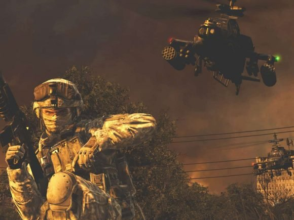 Call of Duty: Modern Warfare 2 Gets Backward Compatibility Today
