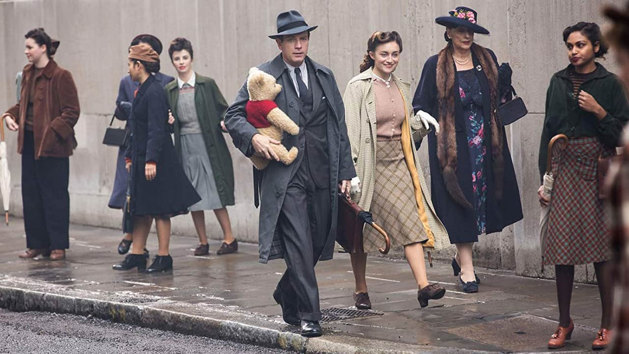 Christopher Robin (Movie) Review 2
