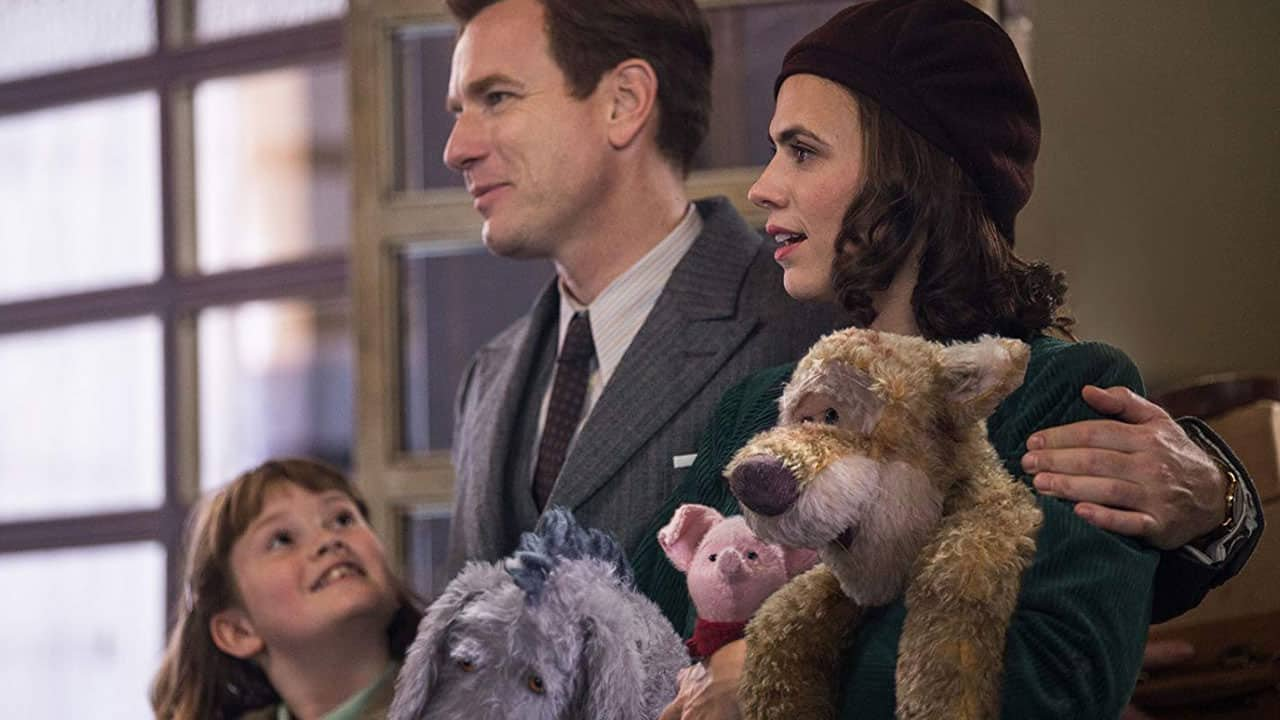 Christopher Robin (Movie) Review 4