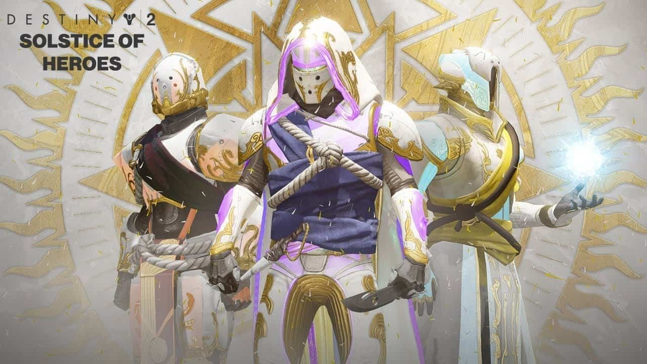 Destiny 2 Guide: Solstice of Hero Armour Upgrading Explained 1