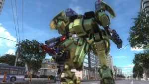 Earth Defense Force 5 Hits Western Markets This Fall