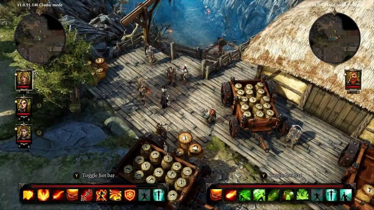 Divinity: Original Sin 2 (Xbox One) Review 1