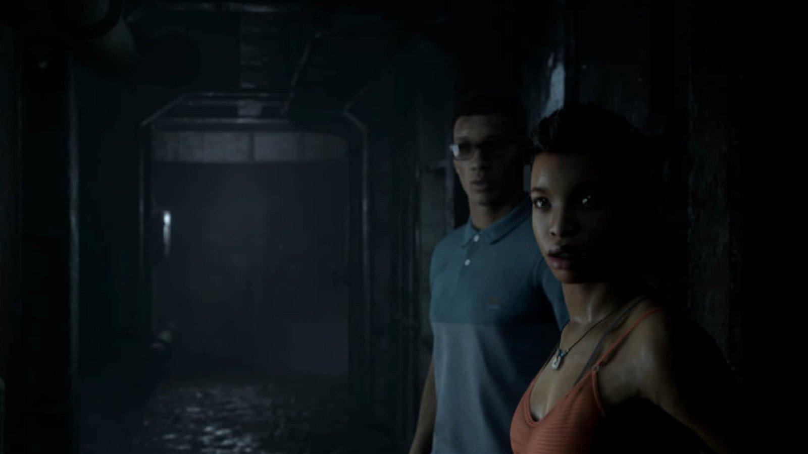 Until Dawn Developers Reveal Dark Pictures Anthology: Man of Medan
