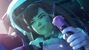 Overwatch Shooting Star Animated Short Features D.Va Beyond the Glitz and Glamour