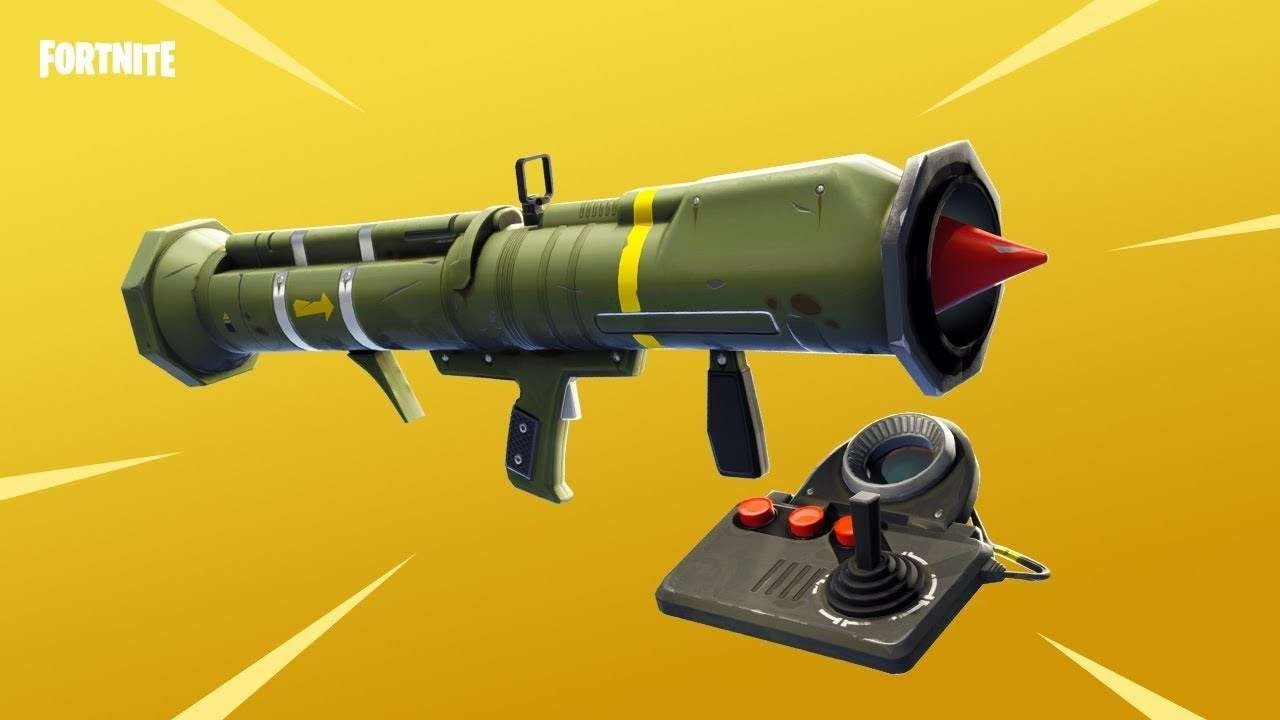 Epic Reintroduces Guided Missiles in Explosive Content Update