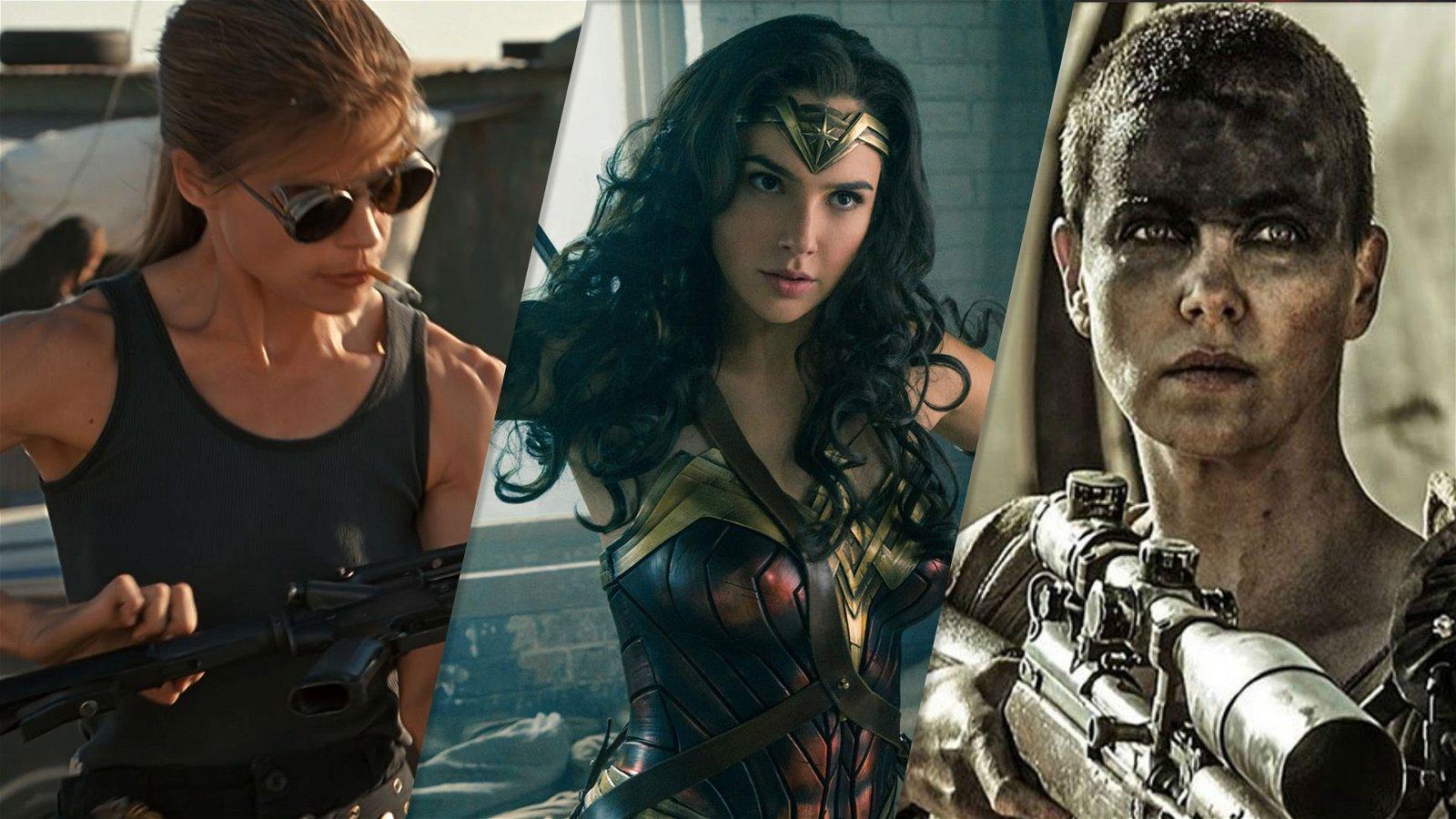 The Top Ten Action Movie Heroines 12