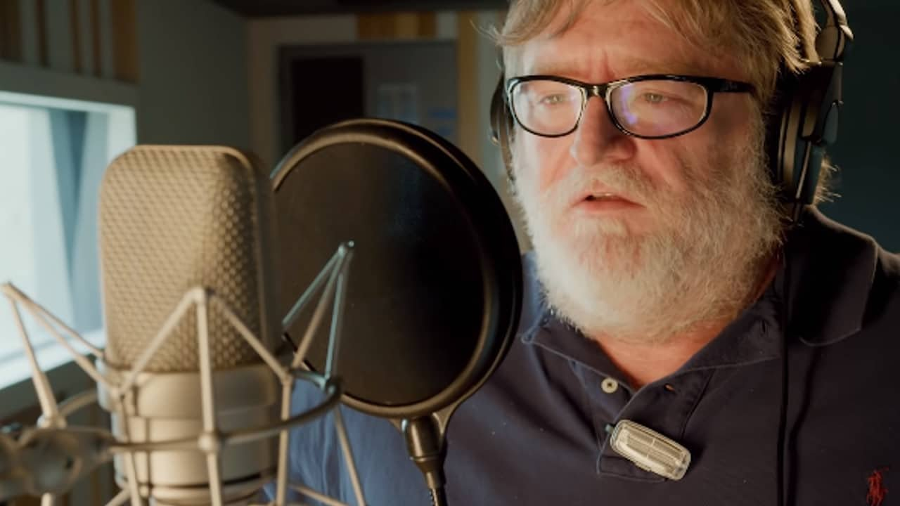 Gabe Newell Can't Count To Three In New Dota 2 Announcer Pack