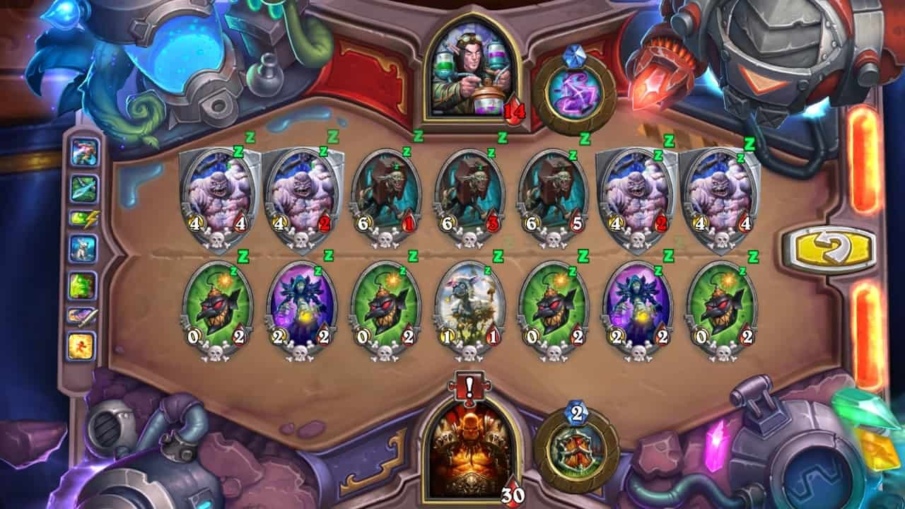 Hearthstone: The Boomsday Project Explodes With The Puzzle Lab Launch