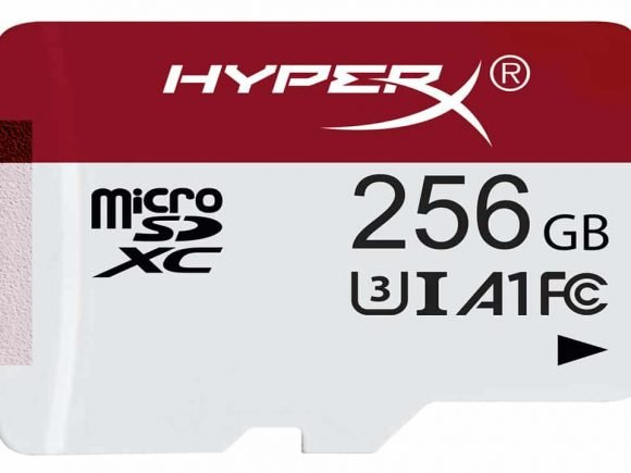 HyperX Announces New Gaming MicroSD Cards