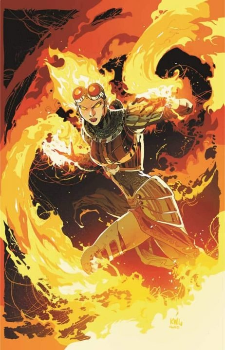 Idw Publishing And Wizards Of The Coast Announce New Magic: The Gathering Comic Book Series 1
