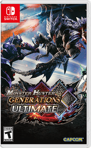 Monster Hunter Generations Ultimate (Nintendo Switch) Review 2