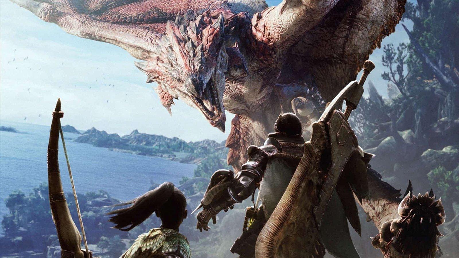 Monster Hunter World (PC) Review 1