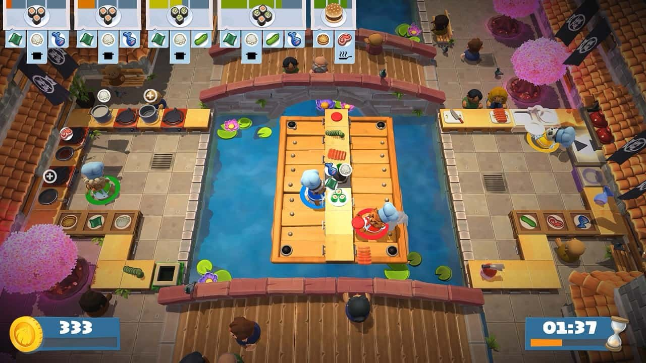 Overcooked! 2 (Nintendo Switch) Review 2