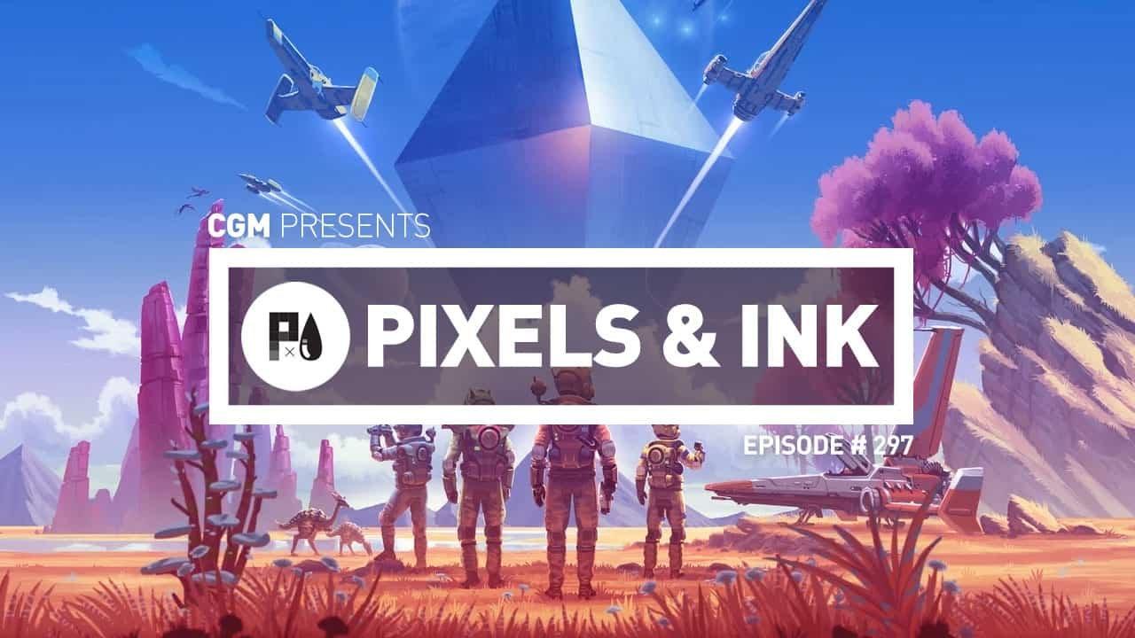 Pixels & Ink #297 - The Great Mega Patch Debate 1