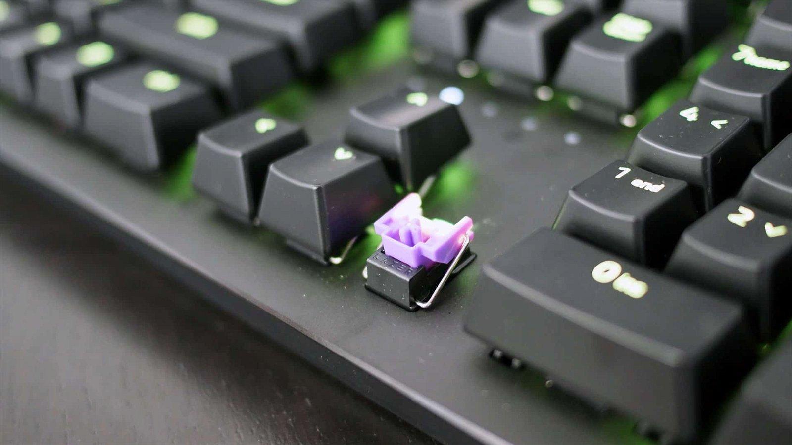 Razer Huntsman (Hardware) Review 4